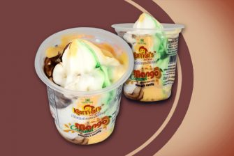 Product Icecream - Mango Caramel